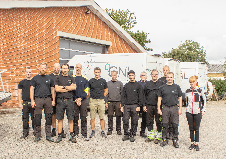gnl-service-team