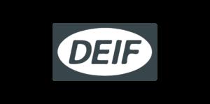 Aktiv 8DEIF Logo